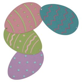 Easter Egg Placemat (Set of 4)
