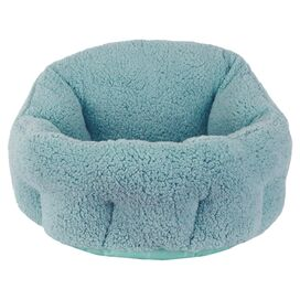 Dora Pet Bed in Teal