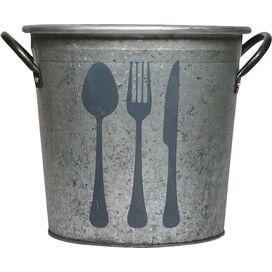 Cody Flatware Bucket