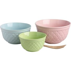 3-Piece Bertha Bowl Set