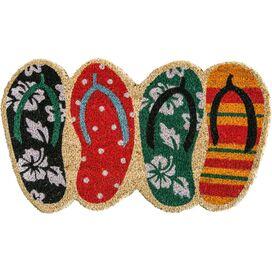 Flip Flop Doormat