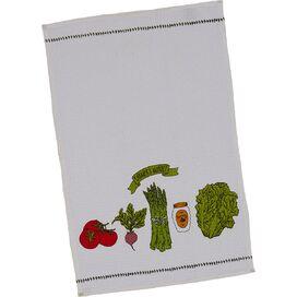 Farmers' Market Dishtowel (Set of 2)