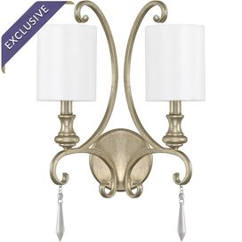 Ansley Park 2-Light Wall Sconce