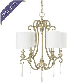 Sylvia 4-Light Chandelier I