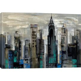 New York Moment Canvas Print