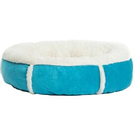 Mandy Pet Bed in Turquoise