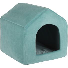 Maggie Convertible Pet Bed in Tide Pool
