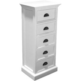 Halifax 5-Drawer Storage Tower