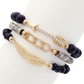 3-Piece Ferrin Bracelet Set