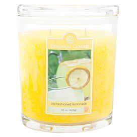 Old Fashioned Lemonade Jar Candle