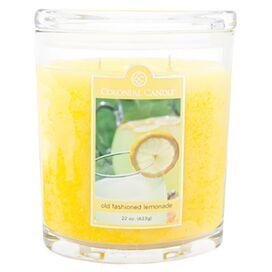 Old Fashioned Lemonade Jar Candle