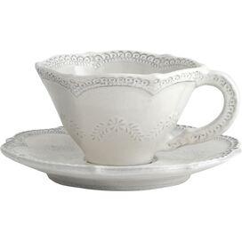 2-Piece Merletto Cup & Saucer Set