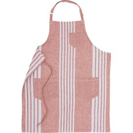 Ashley Apron in Red