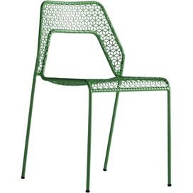 Hot Mesh Chair in Green