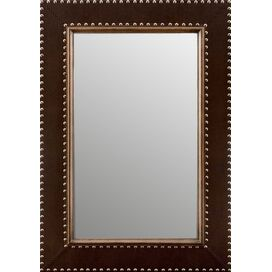 Flemming Leather Mirror