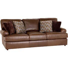Perrin Leather Sofa
