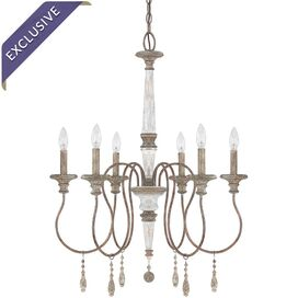 Zoe 6-Light Chandelier