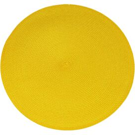 Alanna Placemat in Yellow (Set of 4)