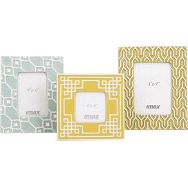 3-Piece Sylvia Picture Frame Set