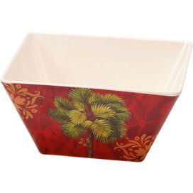 Sunset Palm Ice Cream Bowl (Set of 6)