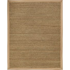 Quinn Rug in Natural and Tan