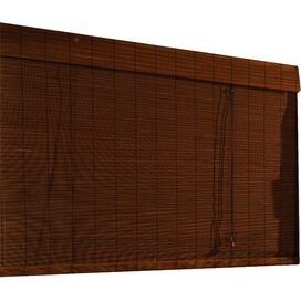 Ambrose Bamboo Roll-Up Blind