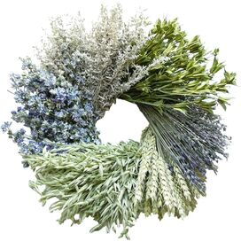 Preserved Tranquility Wreath