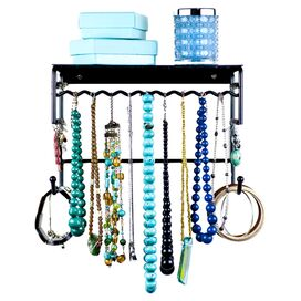 BelleDangles Clarissa Jewelry Holder in Black