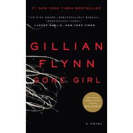 Gone Girl, Gillian Flynn