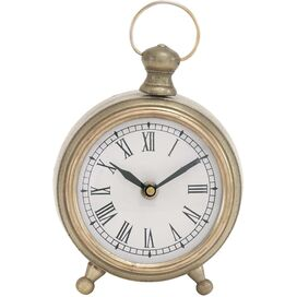 Quincy Table Clock