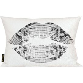 Solid Kiss Pillow, Oliver Gal