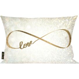 Sparkle Love Pillow, Oliver Gal