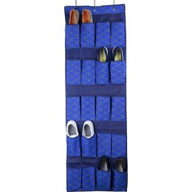 Anna 20-Pocket Shoe Organizer