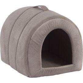Georgie Pet Igloo in Grey