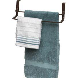 Over-Door Double Towel Bar