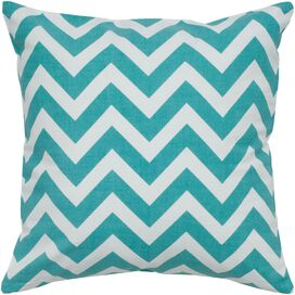 Gretchen Pillow in Teal