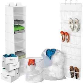 8-Piece Back-to-School Organization Kit