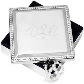 Personalized Velvet Jewelry Box