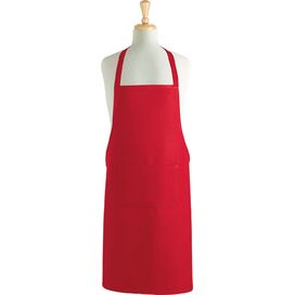 Chef's Apron in Red