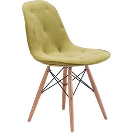 Zorine Side Chair in Green