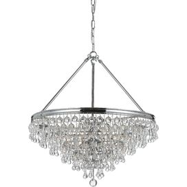 Cherise Chandelier in Polished Chrome