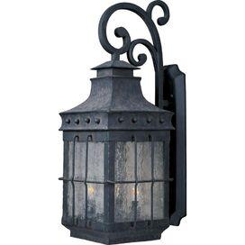 Karissa Outdoor Wall Lantern