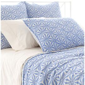 Varkala Quilt in French Blue