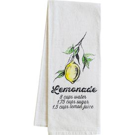 Recipe Tea Towel