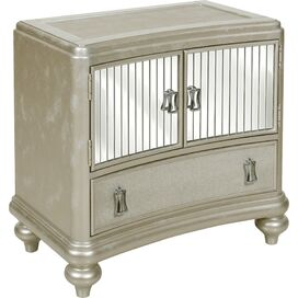 Annabelle Mirrored Nightstand
