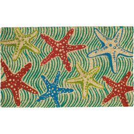 Sea Stars Doormat