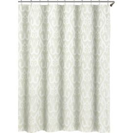 Martina Shower Curtain in Champagne
