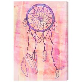 Dream Catcher Canvas Print, Oliver Gal