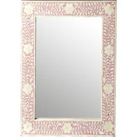 Vivienne Bone Wall Mirror