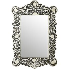 Asa Bone Wall Mirror